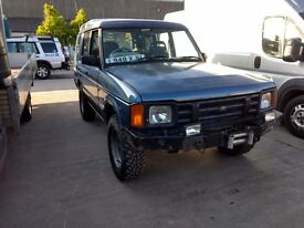 '93 Land Rover Discovery 200tdi 11 months MOT