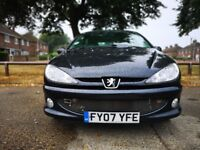Black, 1.4, petrol, one lady owner from new. 78000 miles. Well maintained.