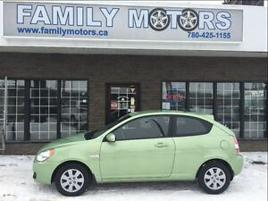 2011 Hyundai Accent LOADED 58K!