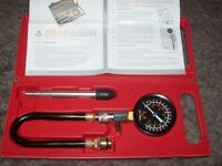 BRAND NEW AUTOMOTIVE PETROL ENGINE COMPRESSION TESTER