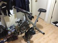 Gym bike for home