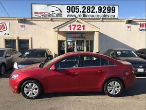 2013 Chevrolet Cruze LT Turbo, WE APPROVE ALL CREDIT