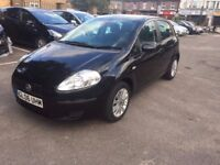 2006 FIAT GRANDE PUNTO 1.2 DYNAMIC 5 DOOR HATCHBACK PETROL MANUAL, 76K