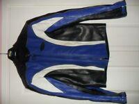 Lewis leathers motorcycle jacket