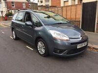 Citroen Grand C4 Picasso 1.6 HDi 16v VTR+7Seats----hpi clear ---nice family car