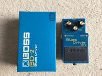 Boss BD-2 pedal