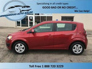 2014 Chevrolet Sonic Cruise, AC,Low KM......Very Easy on Fuel