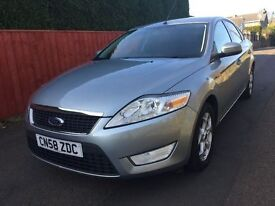 \\\ 58 REG FORD MONDEO ZETEC TDCI \\\ IMMACULATE CONDITION \\\ £2999