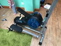 Cross trainer elliptical
