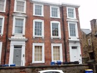 1 Bedroom Flat to Rent BROOMHILL, ASHGATE ROAD, S10 3BZ - WATER INCLUDED IN RENTAL PRICE