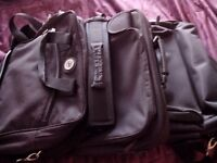 SET OF 4 NEW SHOULDER HOLD-ALL BAGS