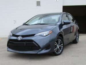 2017 Toyota Corolla LE TOYOTA CERTIFIED ONE OWNER LOW KMS