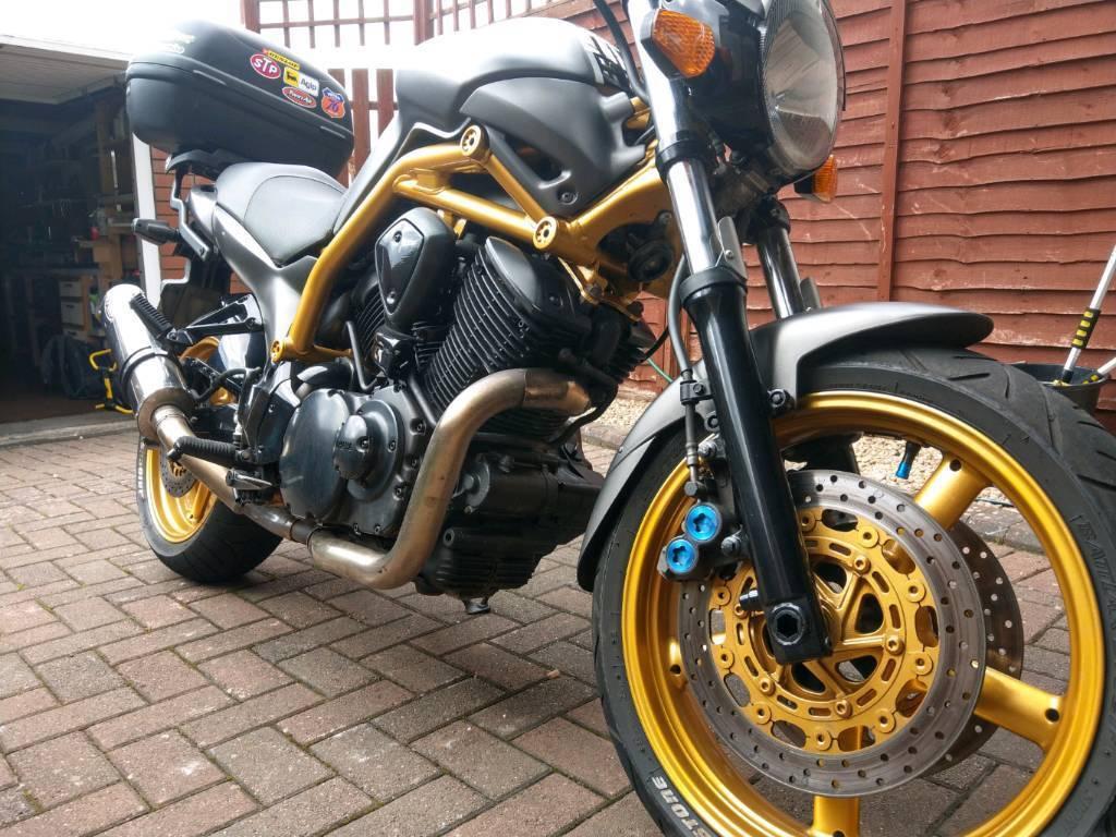 Yamaha Bt1100 Bulldog Custom Made
