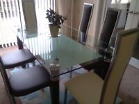 Dining Room Table Chairs And Side