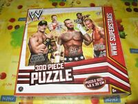 WWE Superstars 300 piece Jigsaw Puzzle suitable for Ages 5+