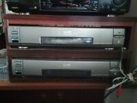 Sony video Hi8 recorder/player EVC 2000E 8mm VCR