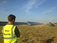 Driver needed for Solar Panel Cleaning role working four days on four days off