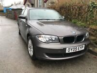 BMW 118d, great performance, economy and reliability