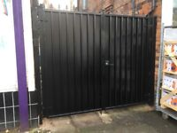 Garden Gate, Metal gate, secutiry Gate