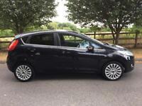 2009 Ford Fiesta Titanium 1,4 litre 5dr 1 owner FSH