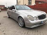 Mercedes-Benz E Class Saloon (2002 - 2006) W211 3.2 E320 CDI Avantgarde 4dr