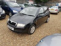 2002 Skoda Fabia 1.4 Classic with Full service history