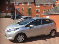 2011 Ford Fiesta Econetic 1.6 Diesel £0 Free Rd Tax 12 Months MOT 69000 Genuine Mileage 2 Owners