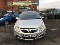 Vauxhall Corsa 1.2 i 16v Breeze 5dr 2 FORMER KEEPER,2 KEYS,