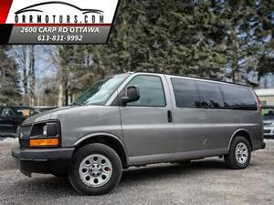 2009 Chevrolet Express LT 1500