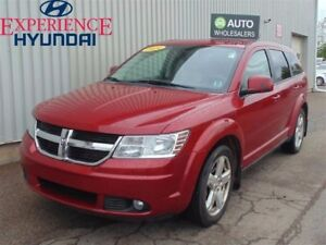 2009 Dodge Journey SXT THIS WHOLESALE WILL BE SOLD AS TRADED - I