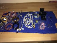 Jewellery from QVC.