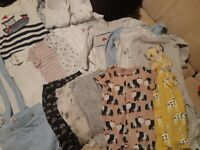 Clothes for little baby boy