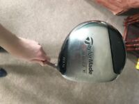 Taylor Made R360 TI 10.5 driver