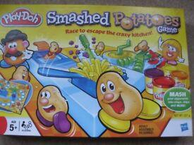 Smashed Potatoes game