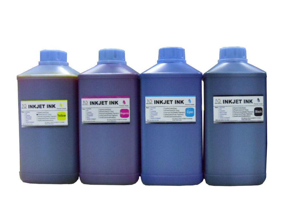 4 Liter Bulk Refill Ink Hp Canon Lexmark Brother Dell