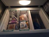 Large Miele Freezer.