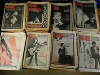 Over 600 Vintage Music Magazines 1977-1990s. NME Melody Maker Job Lot Collection