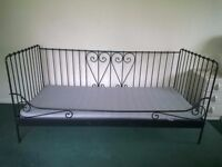 IKEA Daybed- complete with mattress-nice condition