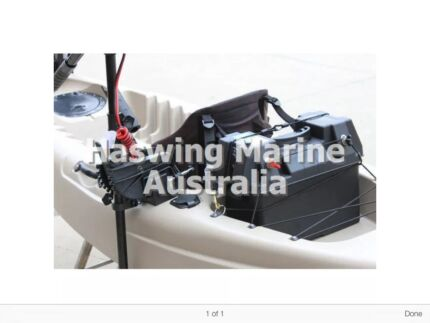 Kayak trolling mount for motor brand new Albion Park Shellharbour Area Preview