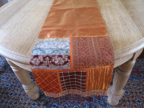 Tischlaufer 180 X 33 Cm In Rost Orange 2 Stuck In Nordrhein