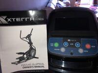 Xxterra Fitness FS3.5-43 Elliptical Trainer