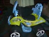 Valentino Rossi 46 Electric Quad Bike