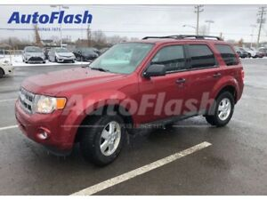 2012 Ford Escape XLT/LTD 4WD *Cuir/Leather *Toit-ouvrant/Sunroof