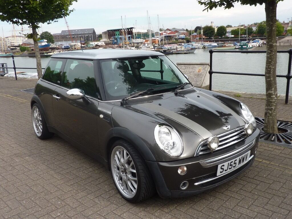 mini cooper park lane special edition with optional john cooper wheels low mileage fsh. Black Bedroom Furniture Sets. Home Design Ideas
