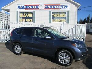 2012 Honda CR-V EX AWD!! SUNROOF!! HTD SEATS!! BACK-UP CAMERA!!