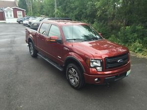 2014 Ford F-150 FX4 Only 52000 km
