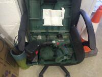 Bosch heavy duty battery drill for sale
