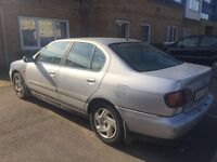 LHD NISSAN PRIMERA 2000 FULL DOCUMENTS FOR SALE