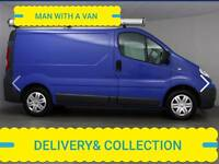 Man with a Van.REMOVAL SERVICE
