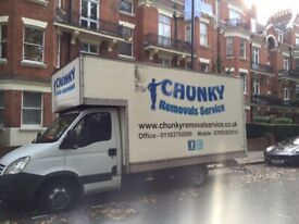 FULLY INSURED MAN & VAN-HOUSE-OFFICE-FLAT REMOVALS-RUBBISH & HOUSE CLEARANCE-DELIVERY & JUNK